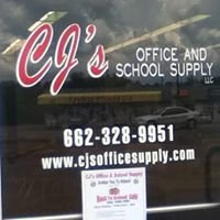 CJ's Office and School Supply