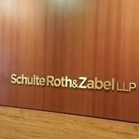 Schulte Roth And Zabel