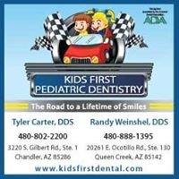 Kids First Pediatric Dentistry Chandler/Queen Creek