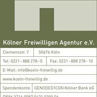 Kölner Freiwilligen Agentur e.V.