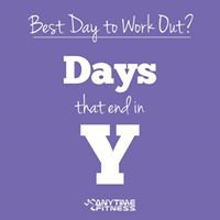 Anytime Fitness Northeast El Paso