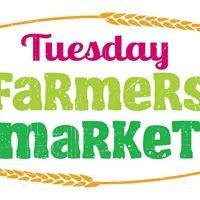 Cheyenne Tuesday Farmers Market