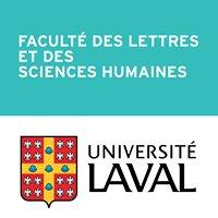 Faculté des lettres et des sciences humaines - Université Laval