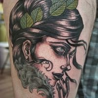 Alana Cronshaw Art and Tattoos