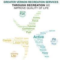 Greater Vernon Recreation