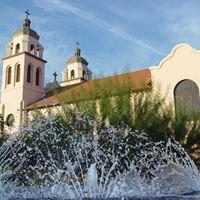 St Mary R.C. Basilica. Phoenix Az