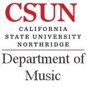 CSUN Music