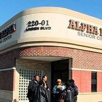 Alpha Phi Alpha Senior Citizens Center