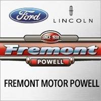 Fremont Motor Powell - Ford Lincoln & Chrysler Dodge Jeep Ram