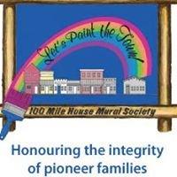 100 Mile House Mural Society