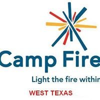 Camp Fire West Texas
