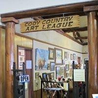 Cody Country Art League