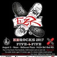 Ezrocks - Skate for the Cure
