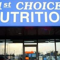 1st Choice Nutrition