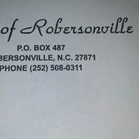 Town of Robersonville
