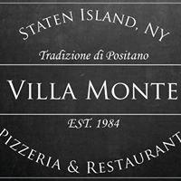 Villa Monte Pizzeria & Restaurant