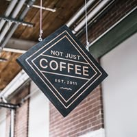 Not Just Coffee - Atherton Mills