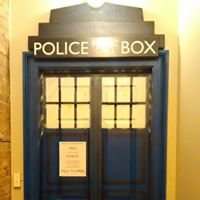 The Cup and Saucer Tea Room at the Pandorica