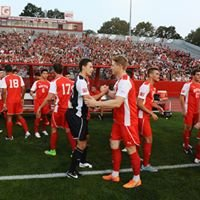 Boston University Men's Soccer