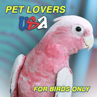 Pet Lovers USA-For Birds Only