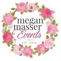 Megan Masser Events