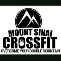 Mt. Sinai CrossFit
