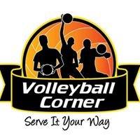 Volleyball Corner