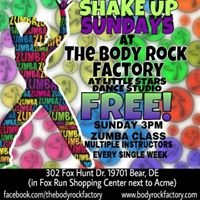 The Body Rock Factory at Little Stars Dance Studio