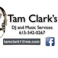 Tam Clark's DJ Service