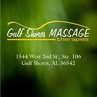 Gulf Shores Massage Therapies