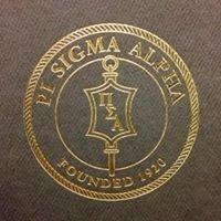 TXST Pi Sigma Alpha - The Political Science Honor Society