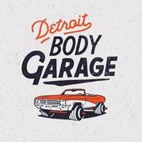 Detroit Body Garage