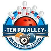 Ten Pin Alley Breaktime Billiards