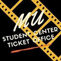 MU Student Center Ticket Office