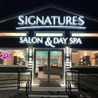 Signatures Salon & Day Spa