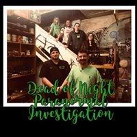 Dead of Night Paranormal Investigation