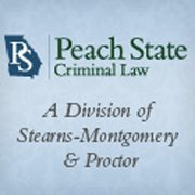 Peach State Criminal Law | A Division of Stearns-Montgomery & Proctor