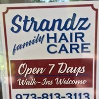 Strandz Family Hair Care LLC