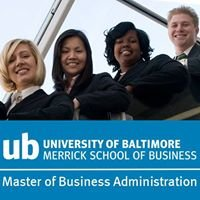 The University of Baltimore MBA
