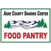 Ashe County Sharing Center, Inc.
