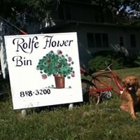 Rolfe Flower Bin