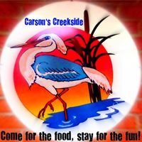 Carson's Creekside Restaurant & Lounge/OFFICIAL SITE