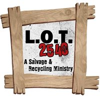 LOT 2540: A Salvage and Recycling ministry