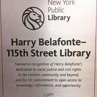 Harry Belafonte-115th Street Library