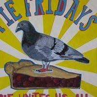 Pie Fridays
