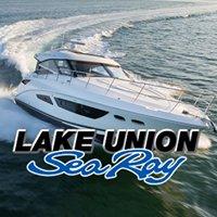 Lake Union Sea Ray