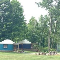 Log Village and Grist Mill Campground