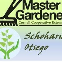 Cornell Cooperative Extension Schoharie & Otsego Counties Master Gardeners