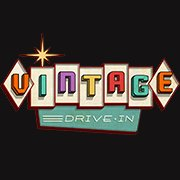 Vintage Drive In Theatre