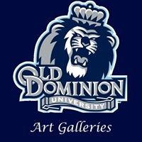 ODU Baron and Ellin Gordon Art Galleries